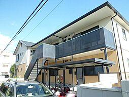 北大阪急行電鉄 桃山台駅 徒歩26分の賃貸アパート