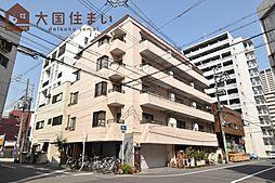 レバンガ桜川アパートメント[6階]の外観