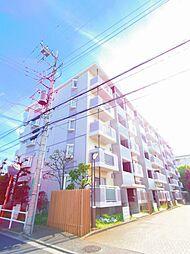 コーポレート東伏見12号棟[5階]の外観