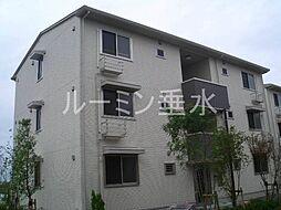 グランドアトリオ神戸西E棟[3階]の外観