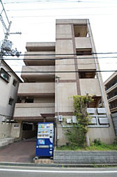 大阪府東大阪市新町の賃貸マンションの外観