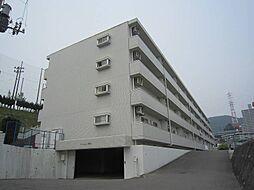 マンション眞鶴[402号室]の外観