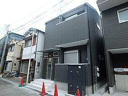 あんしん鶴田町IV[201号室]の外観
