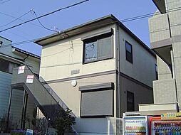 兵庫県神戸市長田区前原町2丁目の賃貸アパートの外観