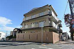 グレースコート男山[3階]の外観