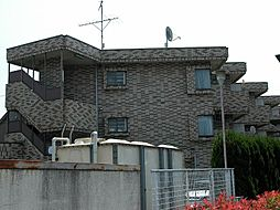東京都調布市多摩川6丁目の賃貸マンションの外観