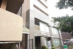 香川県高松市西の丸町の賃貸マンションの外観