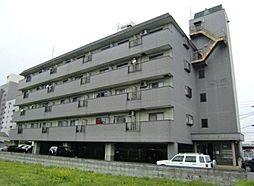 福岡県久留米市御井旗崎3丁目の賃貸マンションの外観