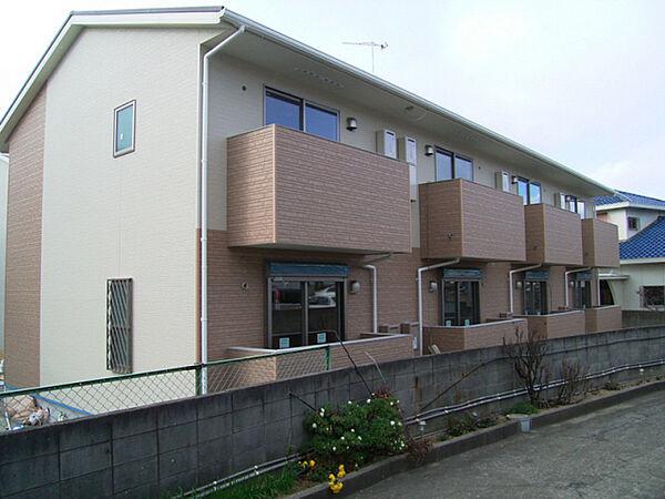サンフォルテ[2階]の外観