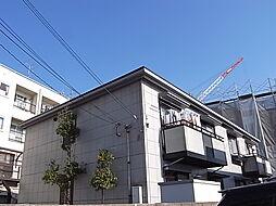 兵庫県明石市太寺大野町の賃貸アパートの外観