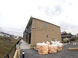 兵庫県伊丹市大野2丁目の賃貸アパートの外観