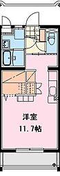(仮称)永楽町マンション[302号室]の間取り