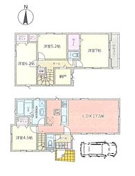 津田沼駅 4,990万円