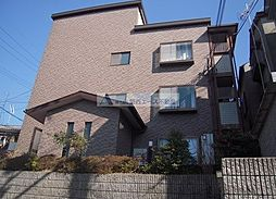 大阪府大東市北条5丁目の賃貸マンションの外観