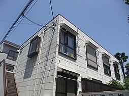 東京都中野区江原町の賃貸アパートの外観