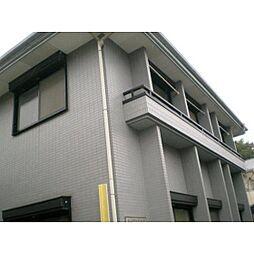 東京都世田谷区上祖師谷7丁目の賃貸アパートの外観