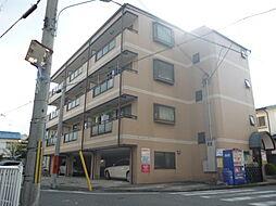 兵庫県尼崎市稲葉荘1丁目の賃貸マンションの外観