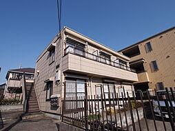 メゾン竹ノ塚[202号室]の外観