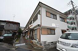 兵庫県宝塚市山本丸橋4丁目の賃貸アパートの外観