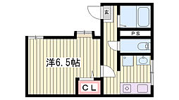 大蔵谷駅 4.1万円