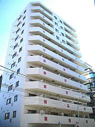 東京都中央区湊2丁目の賃貸マンションの外観