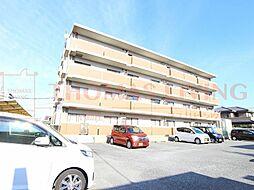 福岡県糟屋郡新宮町大字三代の賃貸マンションの外観
