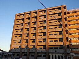 栃木県宇都宮市桜2丁目の賃貸マンションの外観