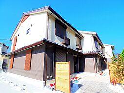 埼玉県新座市畑中2丁目の賃貸アパートの外観