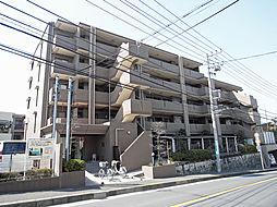 北寺尾大滝マンション[3階]の外観