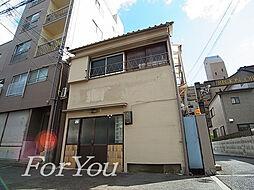 [一戸建] 兵庫県神戸市灘区城内通2丁目 の賃貸【/】の外観