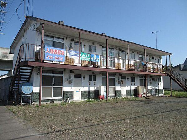 恵洋ハイツII 1階の賃貸【北海道 / 北見市】