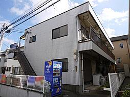 コーポ川島第三[1階]の外観