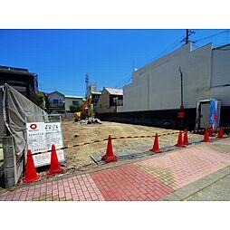 静岡県静岡市葵区大工町の賃貸マンションの外観