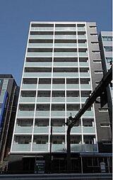 東京都文京区本駒込6丁目の賃貸マンションの外観