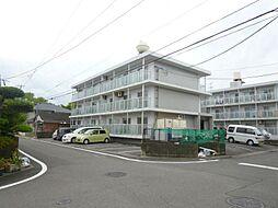 ベルレージュ宮崎2[102号室]の外観