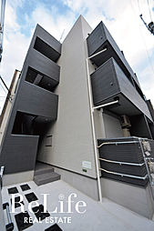 ASSO鴻池[103号室]の外観