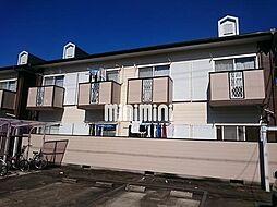 グレースヒル B棟[1階]の外観