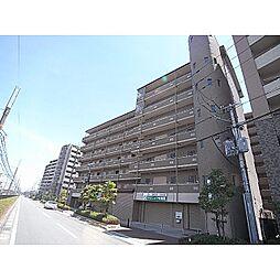 奈良県橿原市内膳町5丁目の賃貸マンションの外観