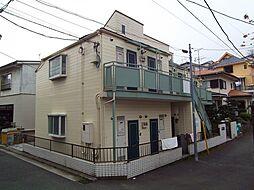 Apple House三ツ沢南町[202号室]の外観