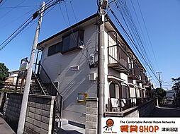 コーポ須藤[103号室]の外観