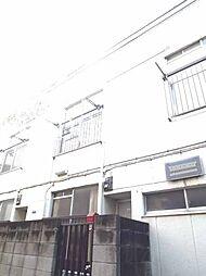 東京都北区十条仲原1丁目の賃貸アパートの外観