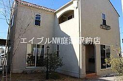 [一戸建] 岡山県岡山市南区豊成3丁目 の賃貸【/】の外観