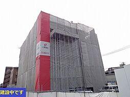 西田中町マンション[0502号室]の外観