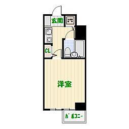 ライオンズマンション亀有第2[0602号室]の間取り