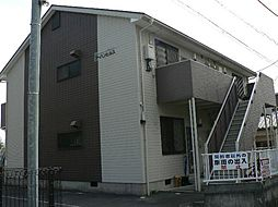 静岡県田方郡函南町柏谷の賃貸アパートの外観