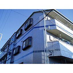 大阪府寝屋川市石津中町の賃貸マンションの外観