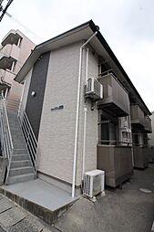 鹿児島県鹿児島市唐湊3丁目の賃貸アパートの外観