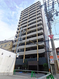 ブリリアント大阪西[11階]の外観