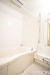 ビジュノーブルの清潔な浴室