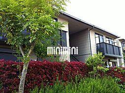 ガーデンハイツ下沼 E棟[2階]の外観